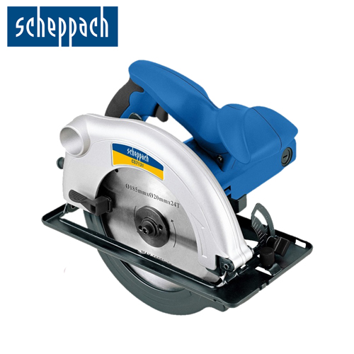 Scheppach CS7131 Circular Saw 185mm 1200W