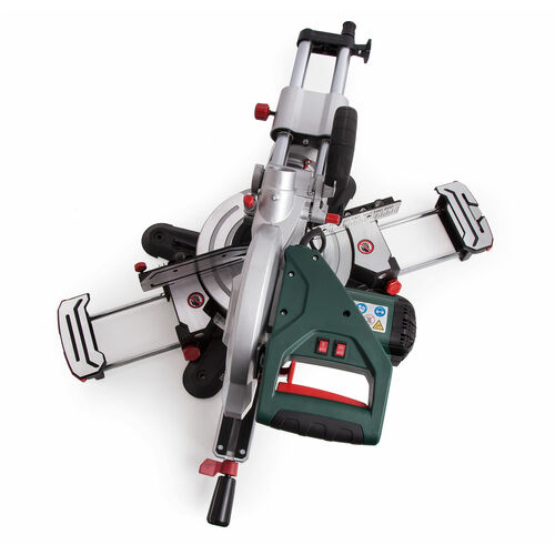 Metabo KGS 216 M Compound Crosscut Miter Saw with Laser | 619260000