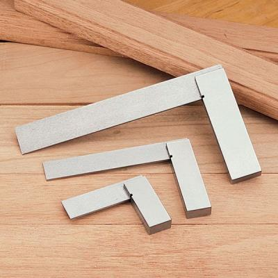 Groz Precision Engineer's Square 3-Piece Set