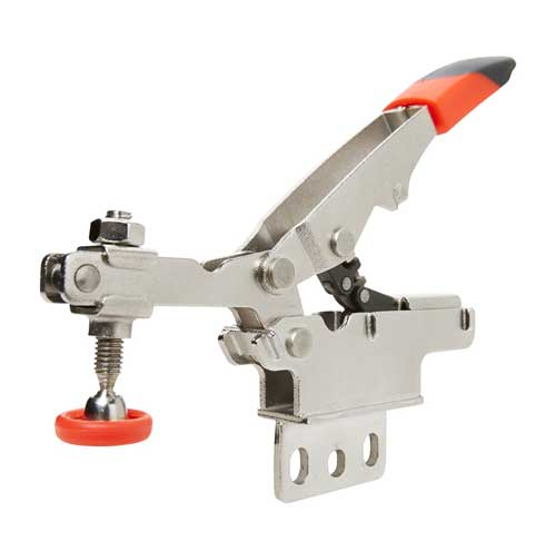 Armor STC-HV20 Horizontal Toggle Clamp with Vertical Base Plate