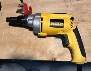 De Walt DW268-B1 Electric Screwdriver. Hardly used, new condition. R1500 IMG-1523