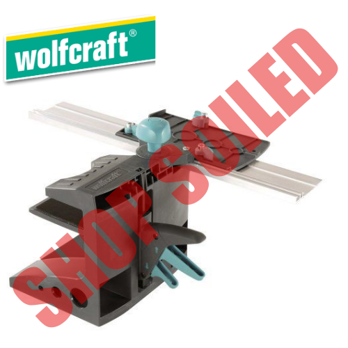 SHOP SOILED – Wolfcraft PSD 250  Guide For Electric Jigsaw
