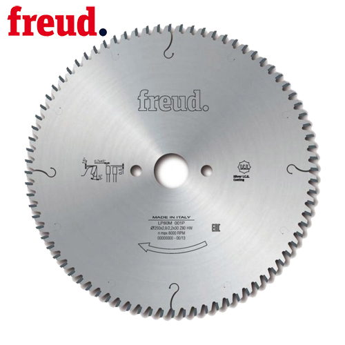 Freud LP80M – Non Ferrous Metals Saw Blade Ø300 MM X B30 MM X 96T