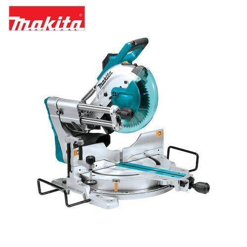 Makita LS1019L Dual-Bevel Sliding Compound Miter Saw 254mm