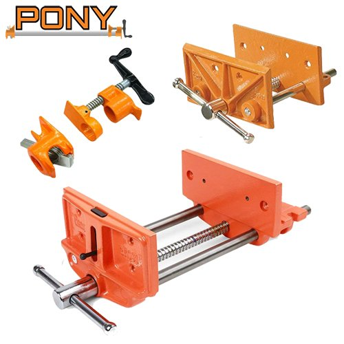 BUNDLE – Pony Woodworker's Clamping Set