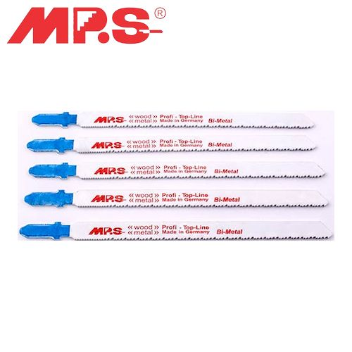 MPS Jigsaw Blade Variable Pitch for Metal 132mm