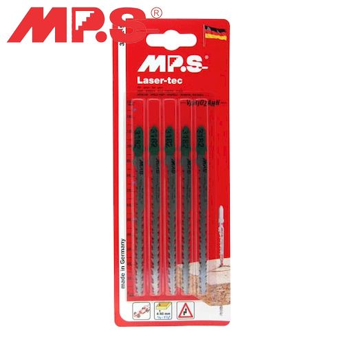 MPS Jigsaw Blade Double Sided for Wood T Shank