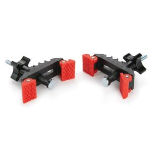 Woodriver – 2 Piece Deluxe T-Track Clamp Set | 164580