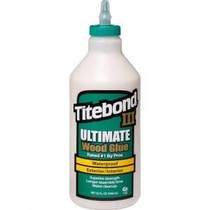 Titebond III – Ultimate Interior/Exterior Use Glue, 32oz | 145563