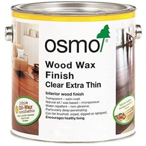 OSMO Wood Wax Finish Clear Extra Thin 2.5L (1101) | 10200002